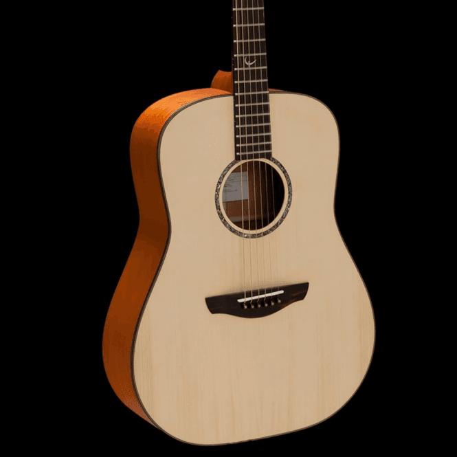 Faith Saturn Dreadnought Acoustic Guitar, Left-Handed