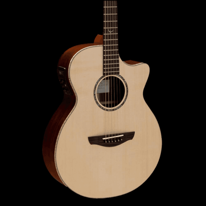 Faith Hi-Gloss Series Venus Cutaway Electro Acoustic Guitar