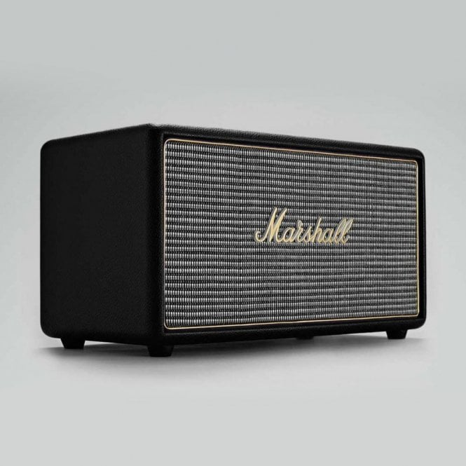 Marshall Stanmore Active Stereo Hifi Speaker - Black
