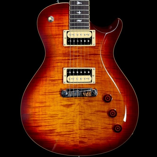 PRS SE Bernie Marsden 2017 Signature Model Limited Run, Dark Cherry Sunburst