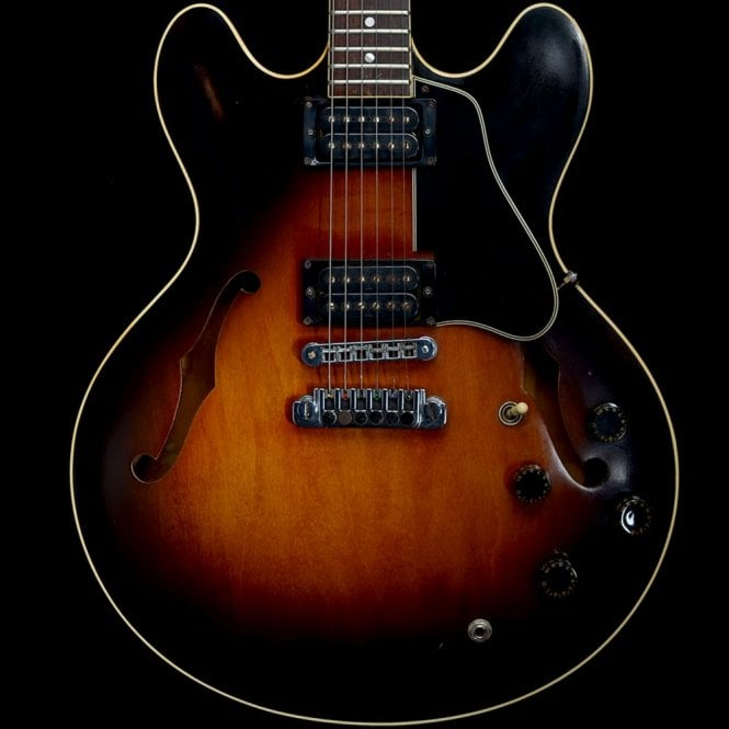Gibson ES-335 Pro Sem-Hollow Electric Guitar Pre-Owned 1979 Model
