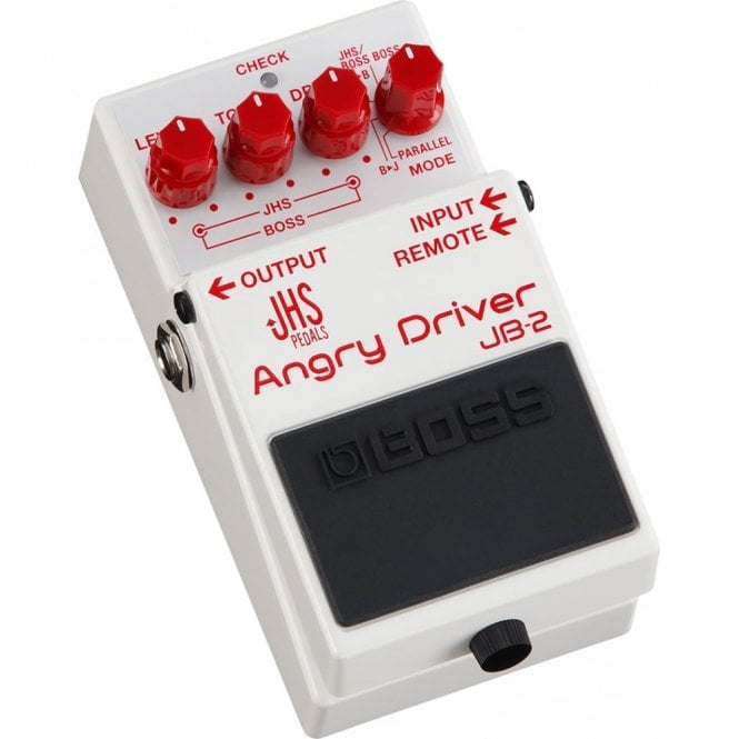 Boss JB-2 Angry Driver Effects Pedal (JHS Angry Charlie + Boss BD-2) PRE-ORDER