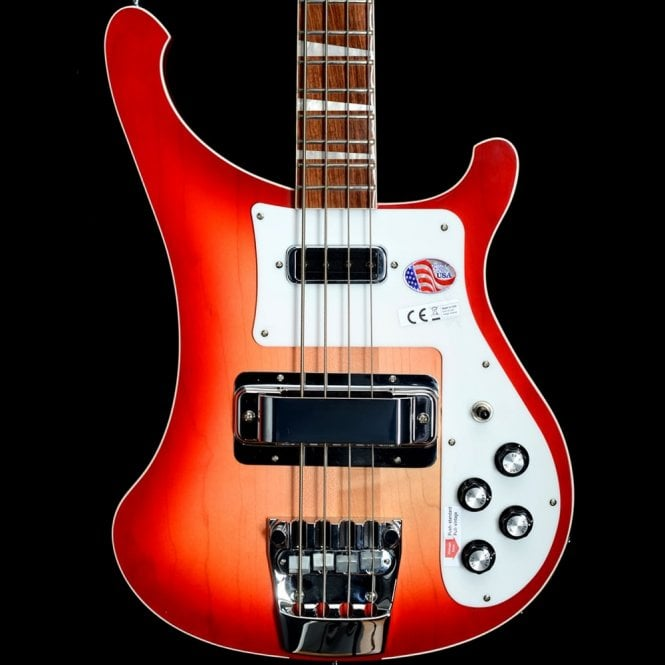 Rickenbacker 4003 Electric Bass Guitar in Fireglo 2017 Model 1720679