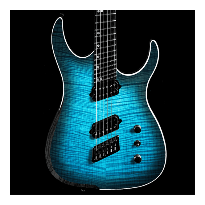 Ormsby Hype GTR 8 Multiscale in Beto Blue PREORDER