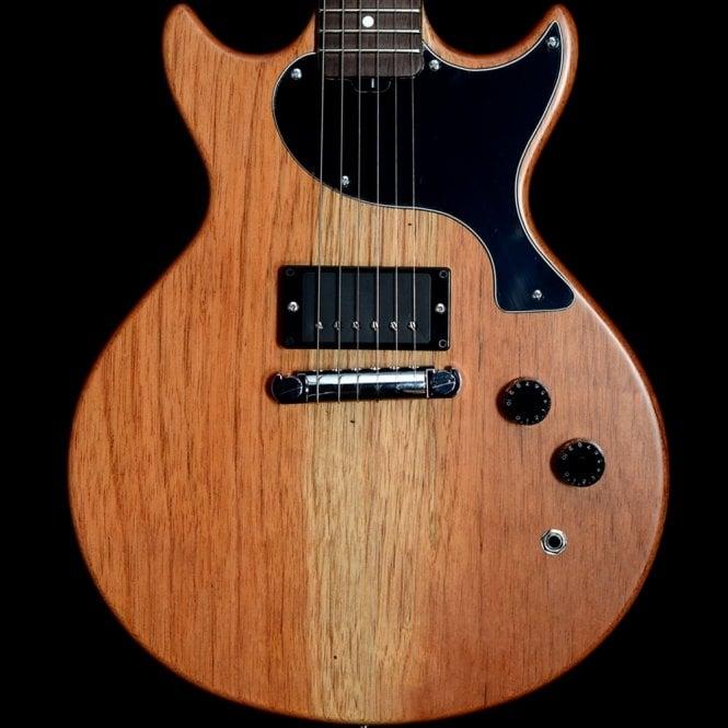 Gordon Smith GS1 Doublecut Single Humbucker Electric Guitar, Natural