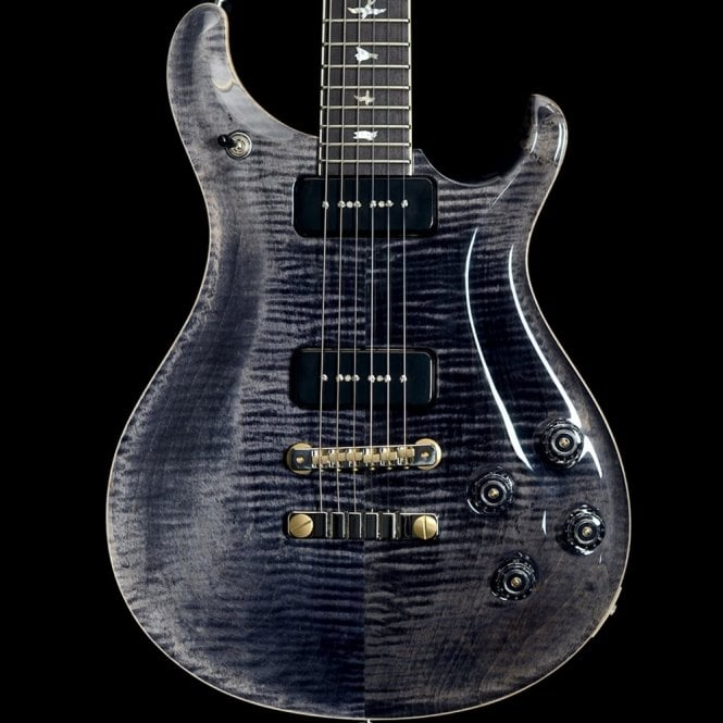 PRS McCarty 594 Soapbar Electric Guitar, Grey Black
