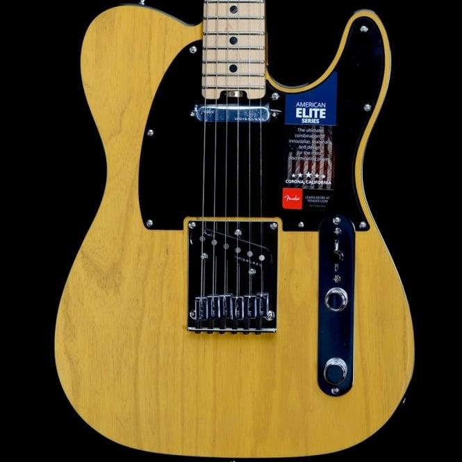 Fender American Elite Telecaster, Butterscotch Blonde