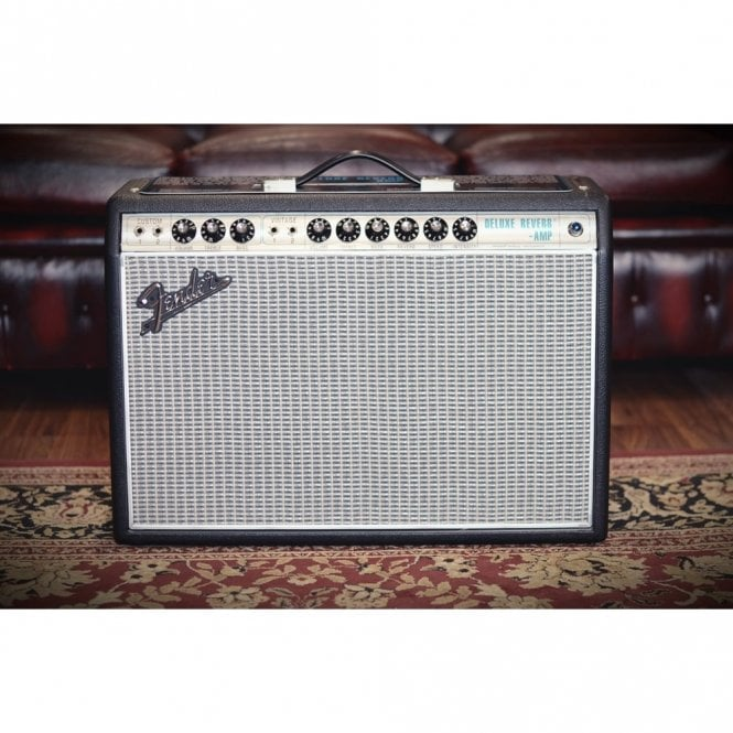 Fender '68 Custom Deluxe Reverb Amplifier