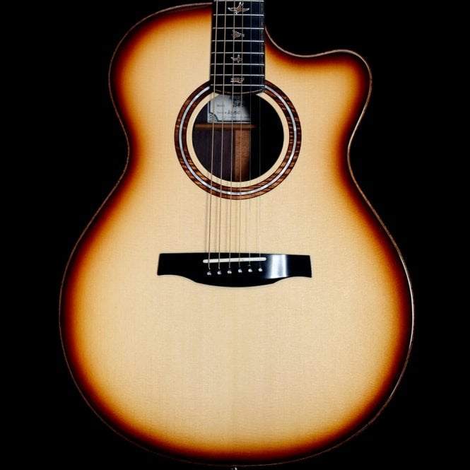 PRS Private Stock #5641 Angelus Cutaway Electro-Acoustic Guitar, Madagascan Rosewood