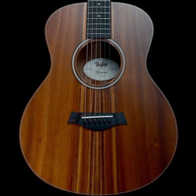 Taylor GS Mini-e Koa Electro Acoustic Guitar #2107267350