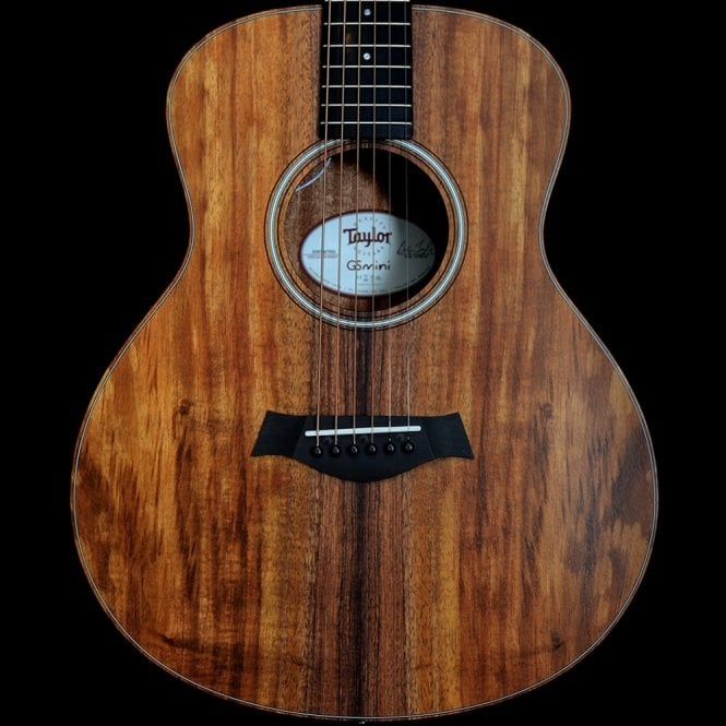 Taylor GS Mini-e Koa Acoustic Guitar #2107267353