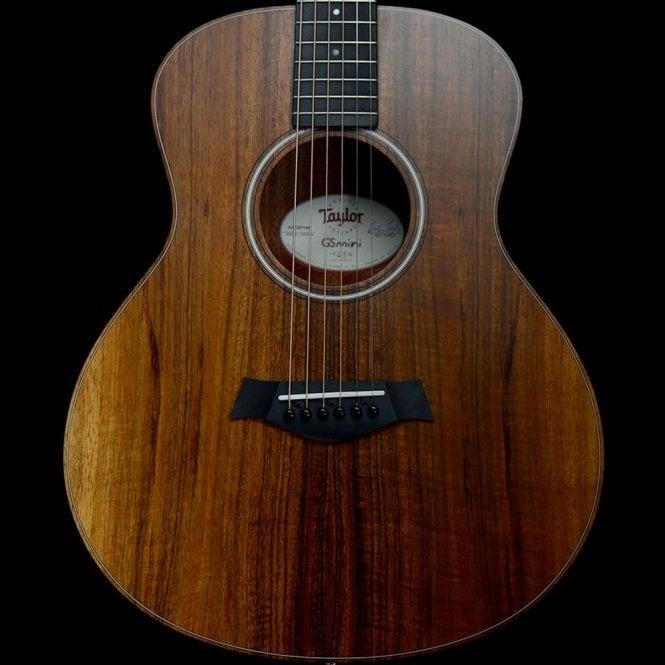 Taylor GS Mini-e Koa Acoustic Guitar #2107267348