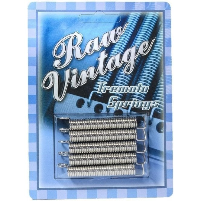 Raw Vintage RVTS-1 Tremolo Springs (5-Piece Set)
