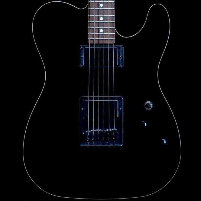 Schecter USA Custom Shop PT Hardtail, Gloss Black