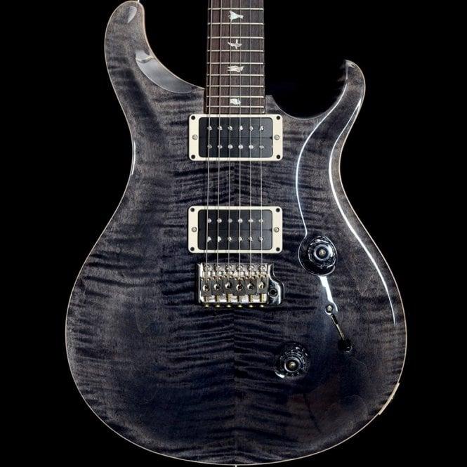 PRS Custom 24 Electric Guitar in Grey Black #235452