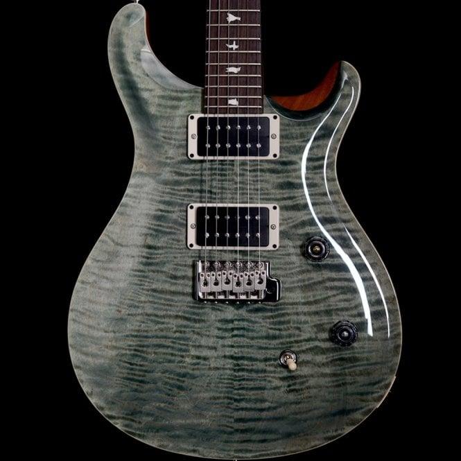 PRS CE24 Electric Guitar in Trampas Green, 2017 Model