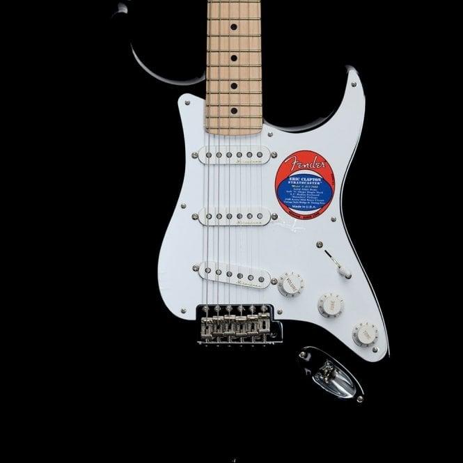 Fender Eric Clapton Signature Electric Guitar 2013 Model, Black