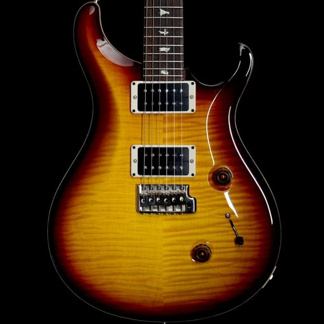 PRS Custom 24 2016 Electric Guitar in McCarty Tobacco Sunburst, #230807