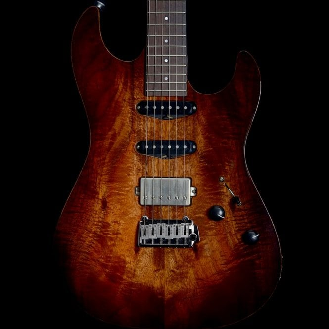 Patrick James Eggle '96 Drop Top Custom With Koa Top #19819, Pre-Owned
