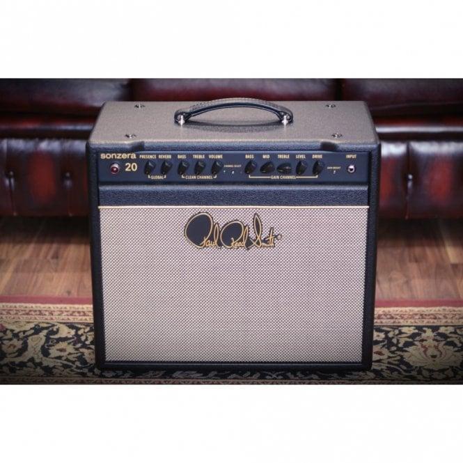 PRS Sonzera 20 - 20 Watt 2-Channel Guitar Amplifier Combo