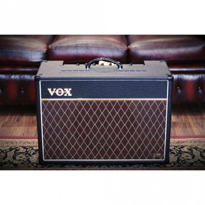 Vox AC15 VR Valve Reactor 15 Watt Combo Amplifier