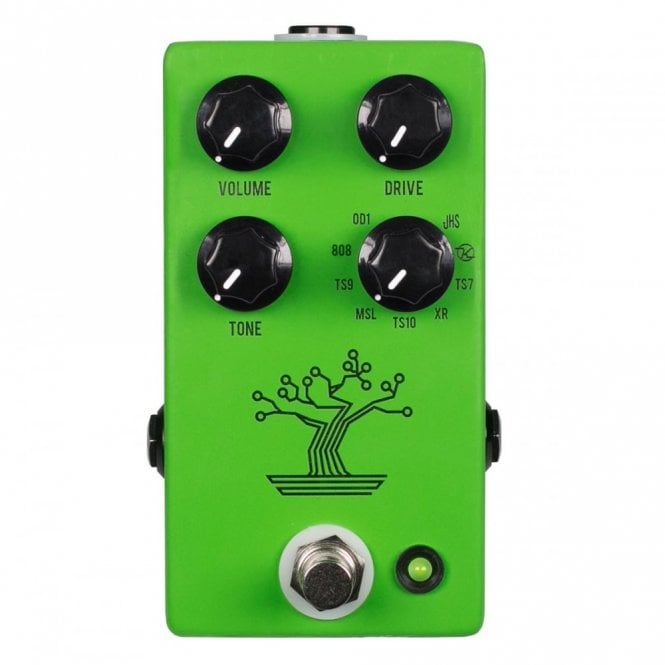 JHS The Bonsai 9-Way Screamer Overdrive Pedal, New for 2018