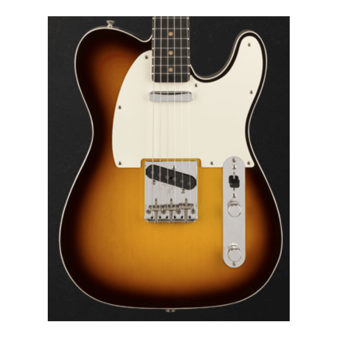 Fender Custom Shop 2018 Model 1959 Vintage Custom Telecaster, Chocolate 3-Colour Sunburst