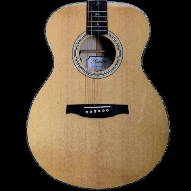 PRS SE 2018 Tonare T50e Acoustic Guitar, Maple Back and Sides