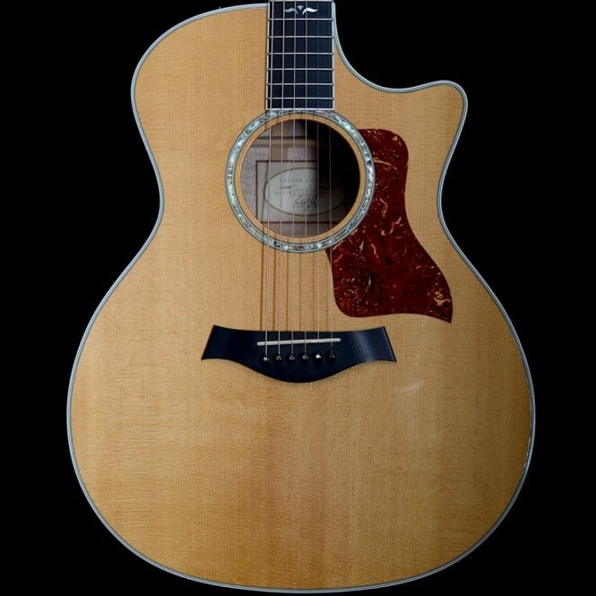 Taylor 614ce Electro Acoustic guitar, Spruce Top, Maple Back and Sides, Pre-Owned