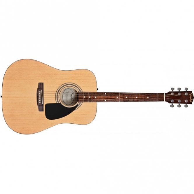 Fender FA-115 Acoustic Guitar Dreadnought Pack (Natural)