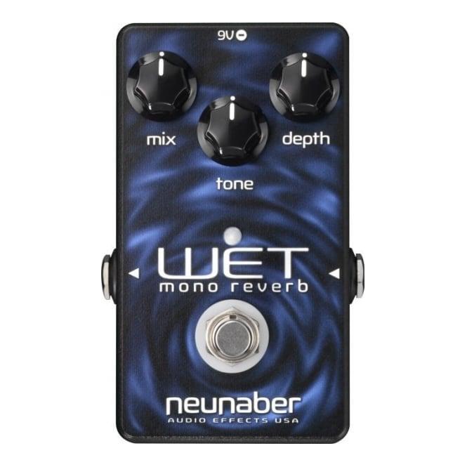 Neunaber Wet V4 Mono Reverb Pedal, Ex Demo Stock