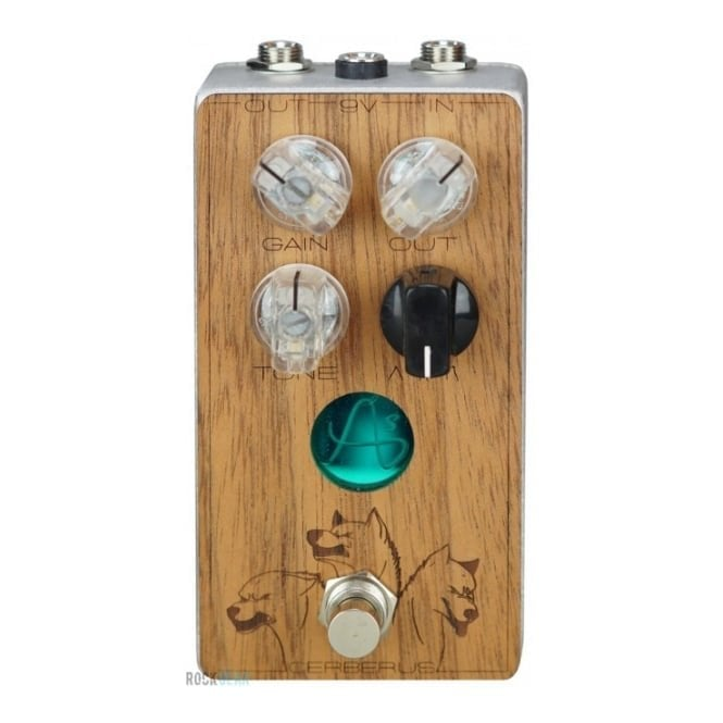 Anasounds Cerberus Transparent, 3-Stage Overdrive Pedal