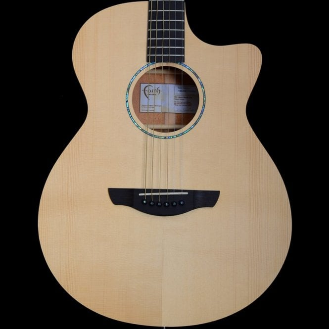 Faith Naked Venus Electro-Acoustic Guitar with Fishman IsysT Preamp