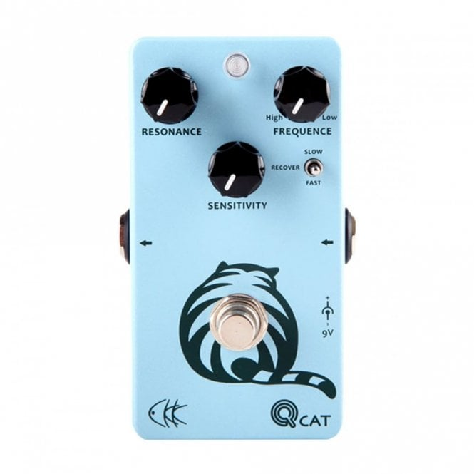 CKK Electronic Q Cat Envelope Filter Guitar Pedal