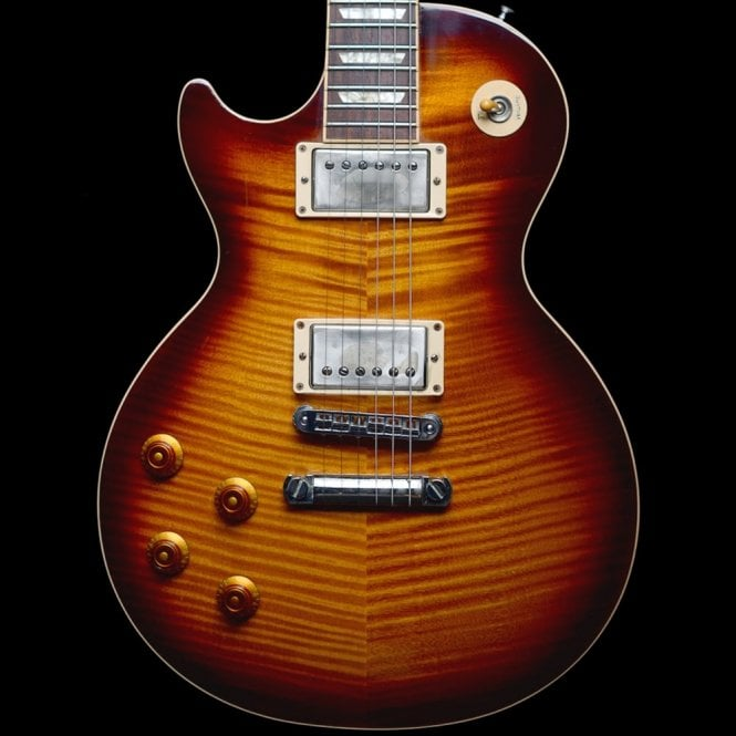 Gibson 2012 Les Paul Standard Electric Guitar, Desert Burst, Pre Owned