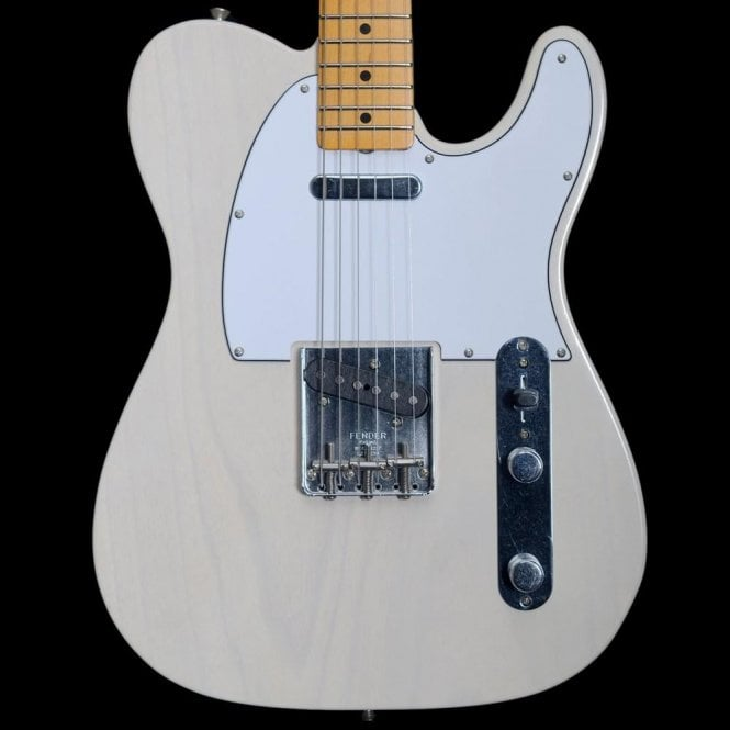 Fender Custom Shop 2016 Limited Edition Closet Classic 1967 Smugglers Tele, Aged White Blonde