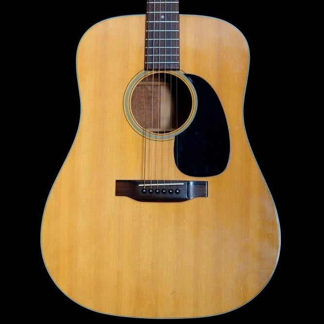 Martin 1971 D18 Dreadnought Acoustic Guitar #280258, Pre-Owned