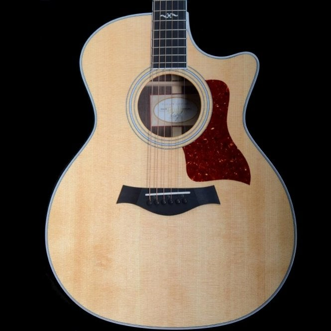 Taylor 2018 414ce-R Grand Auditorium Acoustic Guitar, Rosewood Back and Sides