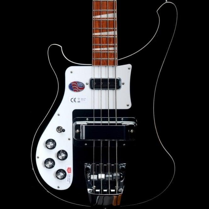 Rickenbacker 2018 4003L Left-Handed Electric Bass Guitar, 18-14722