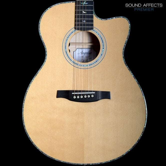 PRS SE 2018 Angelus A50e Acoustic Guitar with Fishman GT1 Pickup