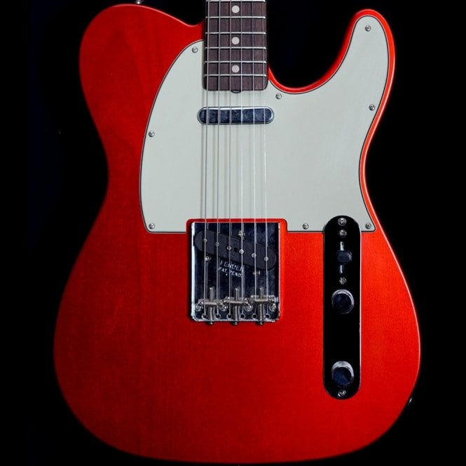 Fender Custom Shop Journeyman Relic 1960 Telecaster, Candy Apple Red