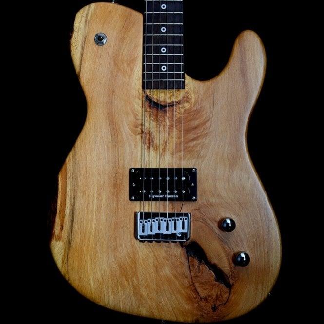 Crimson Raw Series Descendant Electric Guitar, Pre Owned