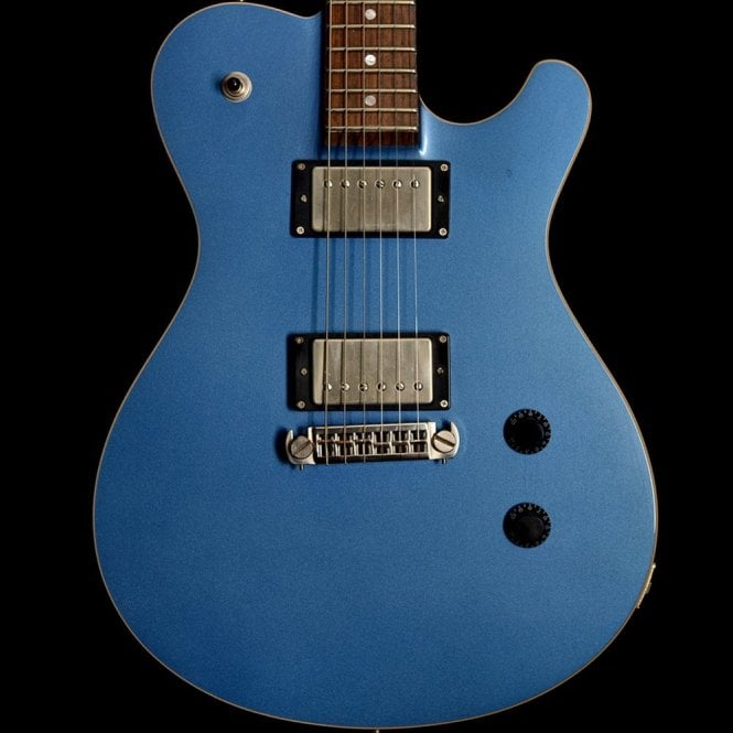 Vanquish Classic 2015 Electric Guitar finished in Pelham Blue Nitro, Pre-Owned