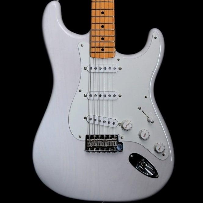 Fender American Original 50's Stratocaster, Maple Neck, White Blonde