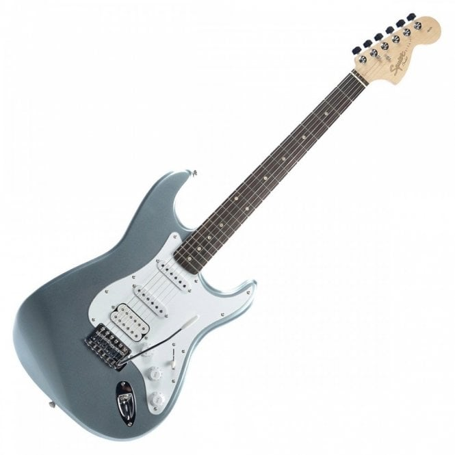 Fender Squier Affinity Stratocaster HSS w/ Rosewood Fretboard (Slick Silver)