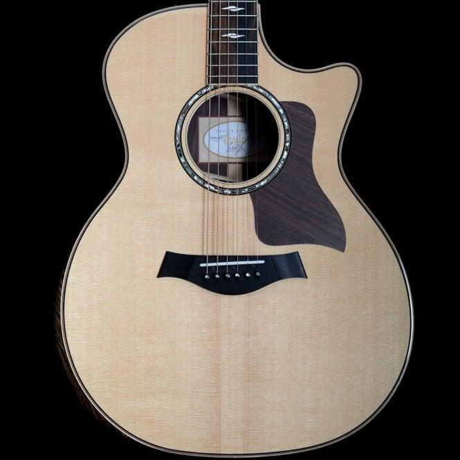 Taylor 814ce-DLX Acoustic Guitar w/ Cutaway