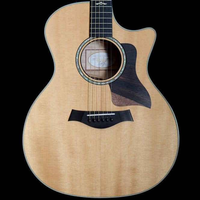 Taylor 2015 614ce Acoustic Guitar with Upgraded Gotoh 510 Tuners, Pre-Owned