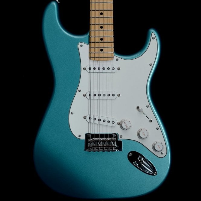 Fender Player Series Stratocaster w/ Maple Fingerboard, Tidepool Blue