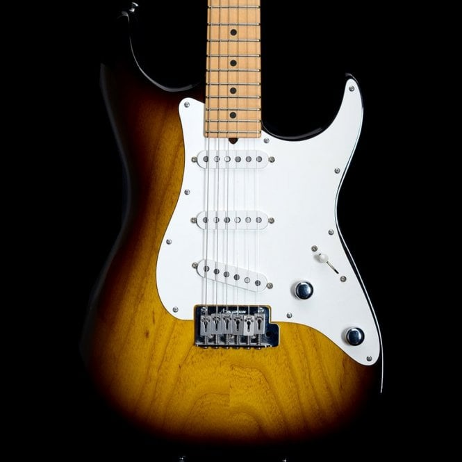 Tom Anderson Classic Hollow S Electric Guitar in 2-Tone Sunburst, 2001 Model, Pre-Owned