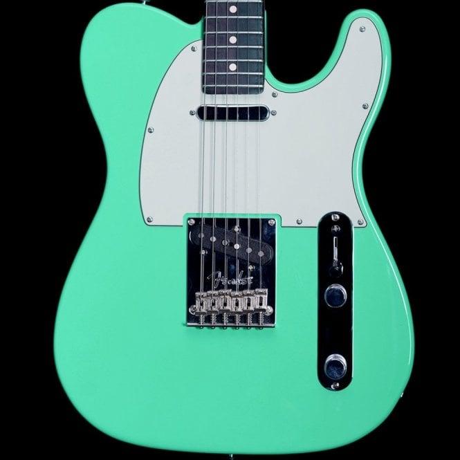 Fender American Standard FSR Telecaster, Seafoam Green w/ Matching Headstock, Pre-Owned